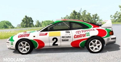 Toyota Celica GT-Four (ST205) 1995 WRC [0.7.0], 1 photo